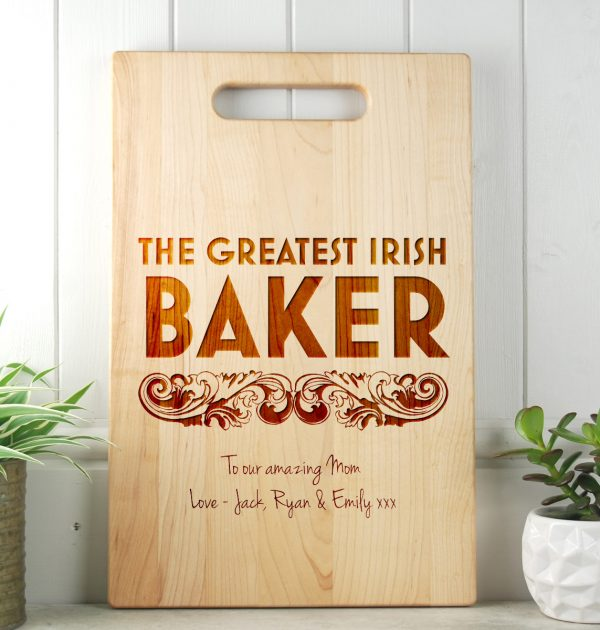 Gift for Mom Chopping Board