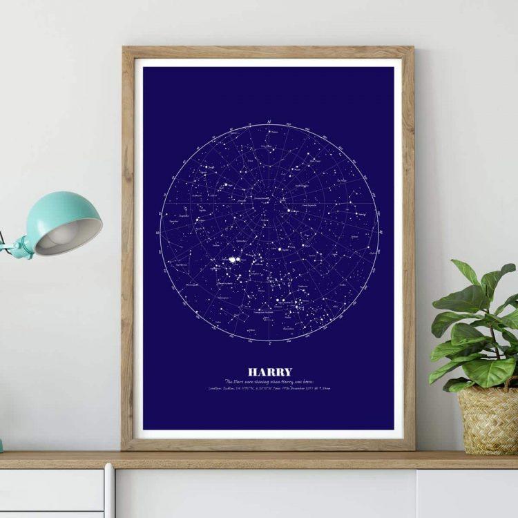 Birthday-Gift-Map-of-the-stars-print-navy