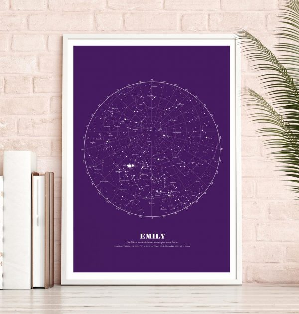 Birthday-Gift-Map-of-the-stars-print-purple
