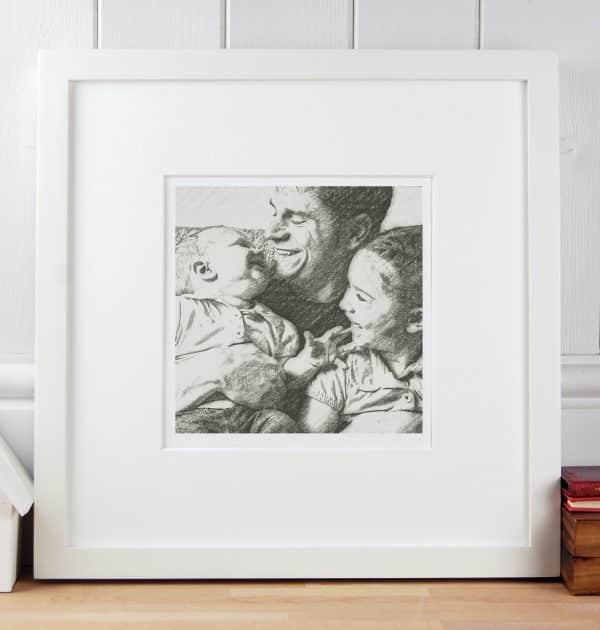 Dad-Portrait-Gift-Product-Shot-Grey
