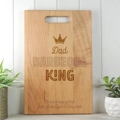 Fathers Day Gift BBQ Cherry Board
