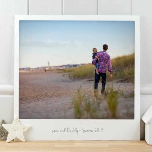Vintage Personalised Polaroid Prints