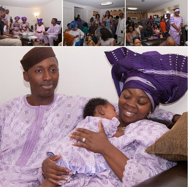 Baby Naming in nigeria