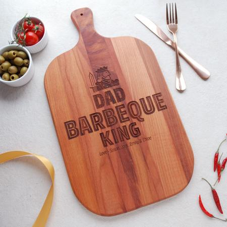 Personalised Chopping Board for Him