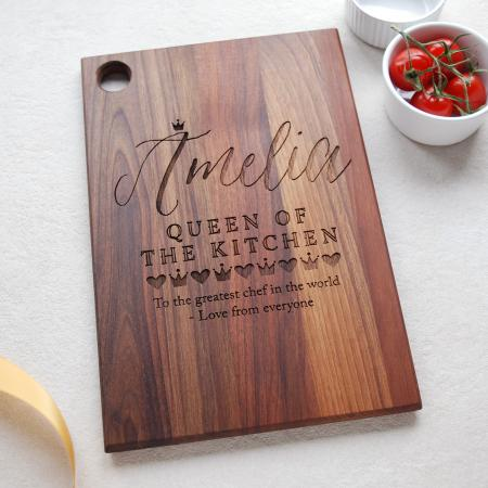 Queen-Kitchen-Walnut-Chopping-Board