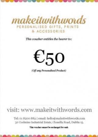 50-Euro-Voucher