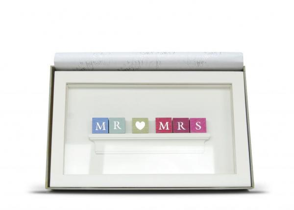 Personalised Wedding Gift, Engagement Gift or Anniversary Gift Personalised Frame