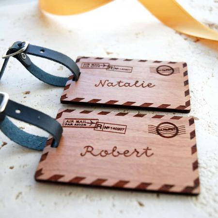 Personalised-Airmail-Luggage-Tag